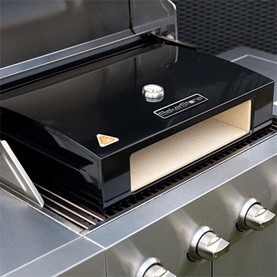 Bakerstone Pizza Oven Box - one of the best pizza ovens available today