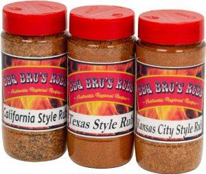 BBQ Bros Rubs - Western Style