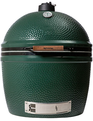 Big Green Egg (BGE) Ceramic Kamado Grill - One of the Best Kamado Grills