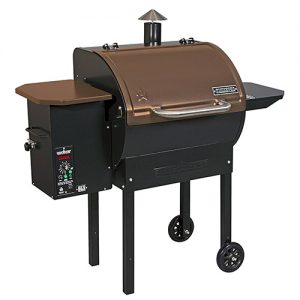 Camp Chef SmokePro DLX Pellet Smoker - One of the best pellet smokers