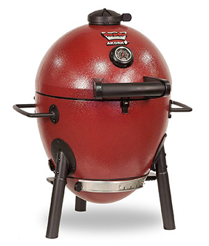 Char Griller Akorn Junior Kamado Grill - One of the Best Kamado Grills