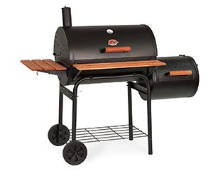 Char-Griller Smokin Pro 1224 Offset Smoker -Best offset smoker