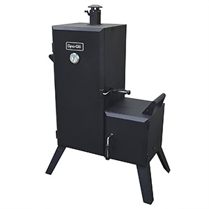 Dyna-Glo Charcoal Offset Vertical Smoker - Best offset smoker