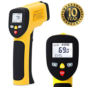 ennoLogic Infrared Thermometer - best infrared thermometers