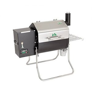 Green Mountain Grills Davy Crockett Pellet Grill Pellet Smoker - One of the best pellet smokers