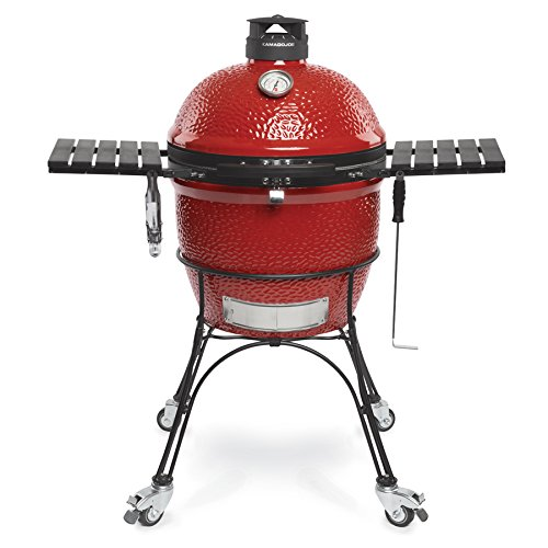 Kamado Joe Classis II Kamado Grill - One of the Best Kamado Grills