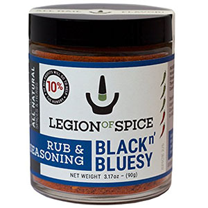 Legion of Spice Black n' Bluesy - Our favourite BBQ Dry Rub
