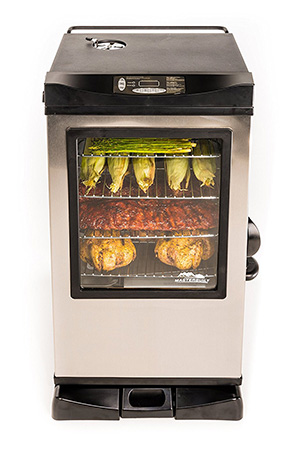 Best Electric Smoker Under $300 - Masterbuild 30 Inch Electric Smoker with Front Window