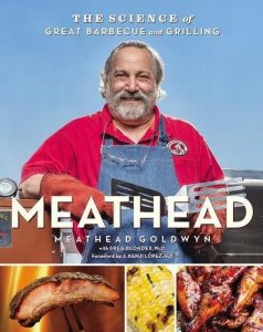 Meathead: The Science of Great Barbecue and Grilling Cover