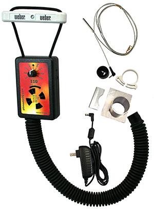 Pitmaster IQ110 Automatic Smoker Temperature Controller