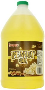 Snappy Peanut Oil - The Best Oil for Deep Frying