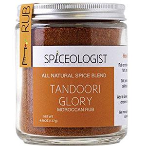Spiceologist Tandoori Glory BBQ Rub