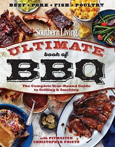 The Ultimate Book of BBQ Cover