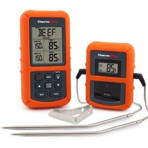 ThermoPro TP-20 Wireless Dual Probe Digital Meat Thermometer