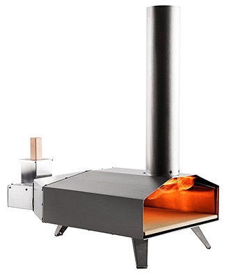 Uuni 3 Wood-Fired Outdoor Pizza Oven - one of the best pizza ovens available today