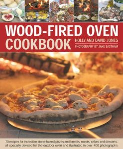 Wood Fired Oven Cookbook Cover