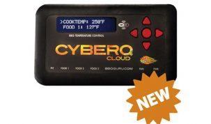 BBQ Guru CyberQ Cloud BBQ Temperature Controller