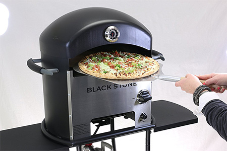 Blackstone Pizza Oven Review