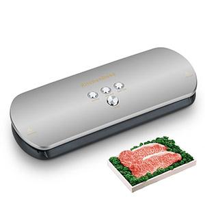 Best Low-Budget Vacuum Sealer - KitchenBoss Vacuum Sealer