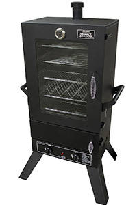 Best High End Propane Smoker - Smoke Hollow 44241GW 44 Inch Propane Smoker