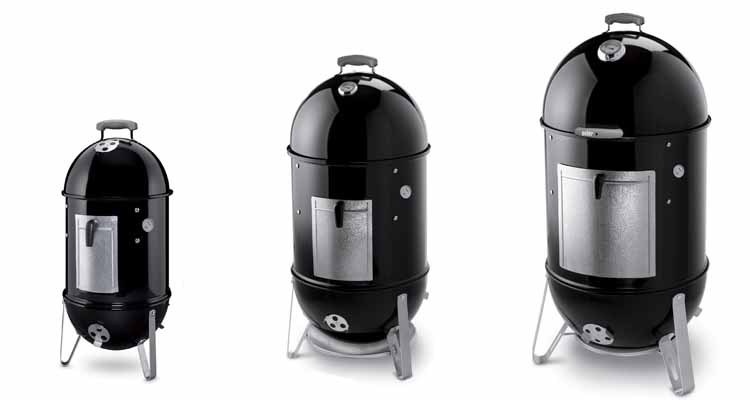 Weber Smokey Mountain Different Sizes