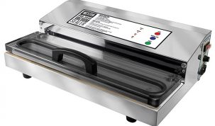 Best High-End Vacuum Sealer - Weston Pro-2300 Vacuum Sealer
