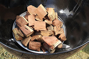 Wood Chunks for Smoking