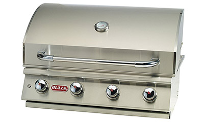 Bull Lonestar Select 87048 Natural Gas Grill