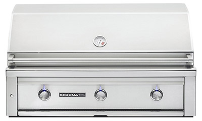 Best Natural Gas Grill - Sedona by Lynx Natural Gas Grill