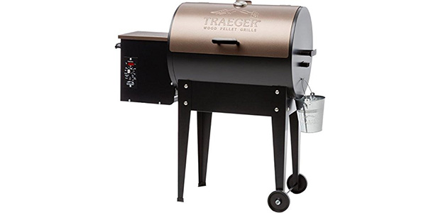 Traeger Junior Elite Pellet Smoker