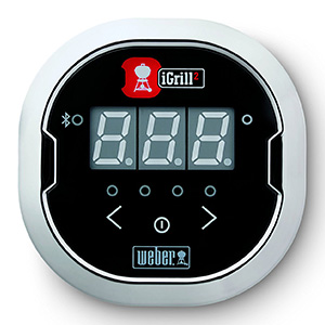 Weber iGrill 2 Bluetooth BBQ Thermometer - Best Bluetooth BBQ Thermometer