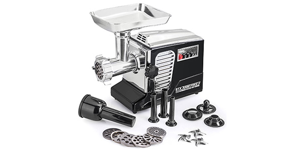 Best Electric Meat Grinder Stx Turboforce Ii