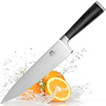 Equinox Professional 8 Inch Chefs Knife - Black Friday