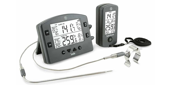 Themorworks Smoke transmitter, receiver and probes