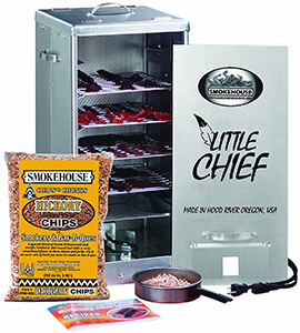 Little Chief Electric Smoker Review