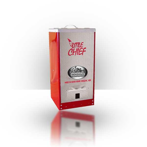 Little Chief Electric Smoker Review King Of The Coals
