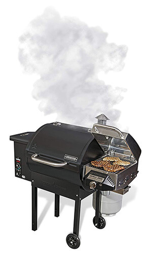 Camp Chef Smokepro DLX Searbox