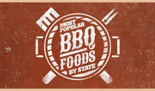 King of the Coals - Popular BBQ Foods