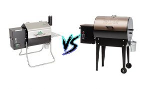 Green Mountain Grills vs Traeger