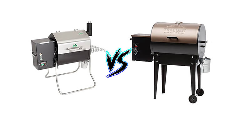 Green Mountain Grills vs Traeger - King of the Coals