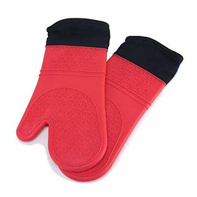 Silicon Barbecue Gloves